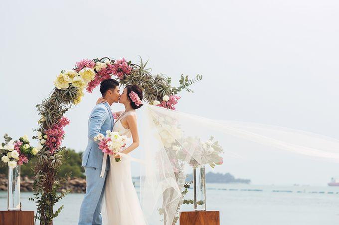 Deeper Than The Ocean 1 by Everitt Weddings - 015