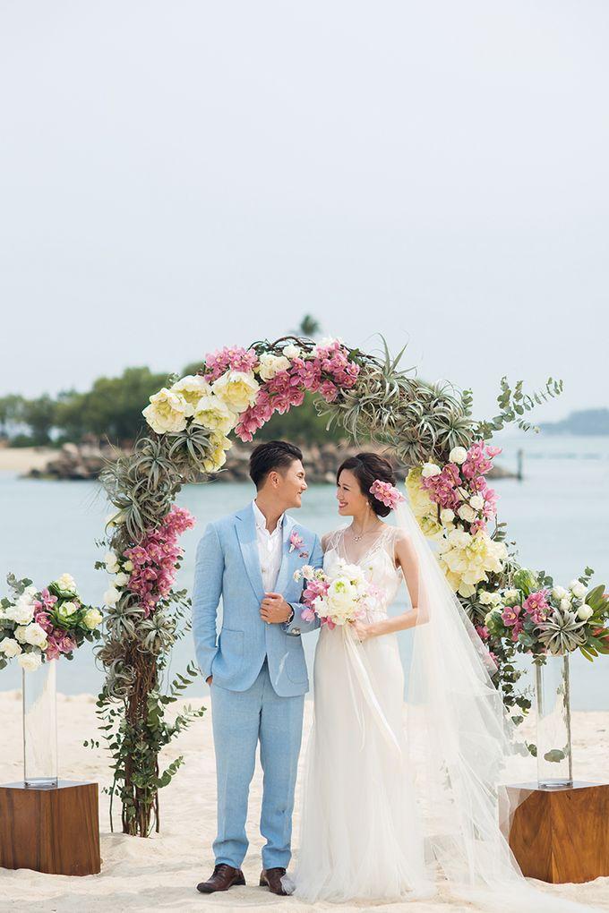 Deeper Than The Ocean 1 by Everitt Weddings - 016