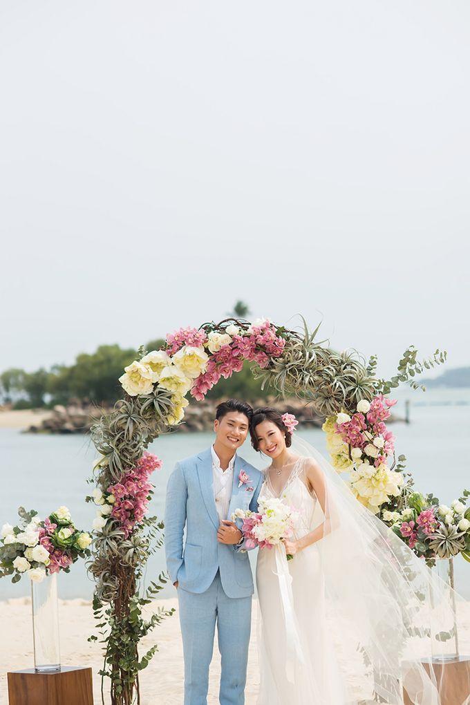 Deeper Than The Ocean 1 by Everitt Weddings - 018
