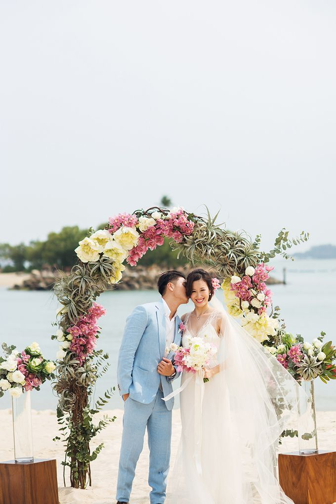 Deeper Than The Ocean 1 by Everitt Weddings - 019