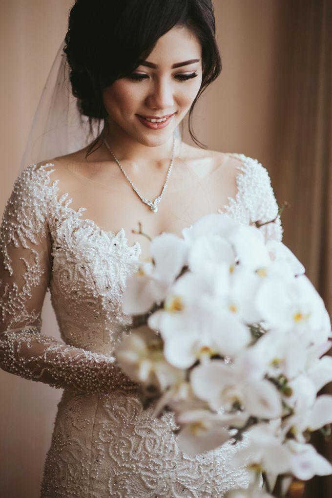 The Wedding by VA Make Up Artist - 025