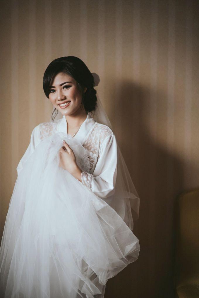 The Wedding by VA Make Up Artist - 026