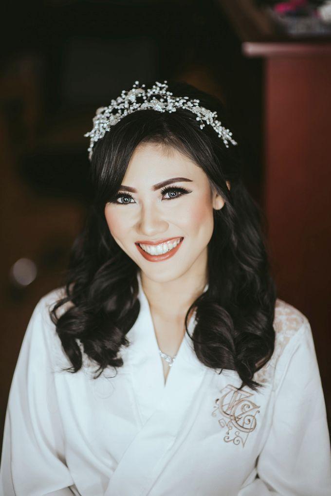 The Wedding by VA Make Up Artist - 027
