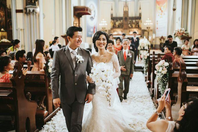 The Wedding by VA Make Up Artist - 028