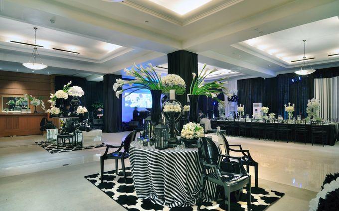 Intimate Wedding at Lobby Lounge by The Dharmawangsa Jakarta - 003