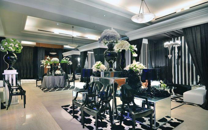 Intimate Wedding at Lobby Lounge by The Dharmawangsa Jakarta - 004