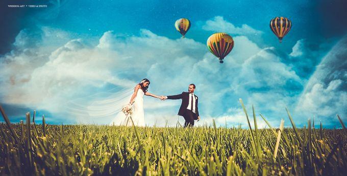 TRAILER - Christian Ceremony of Anita & Domenic by WeddingArt.TV - 002