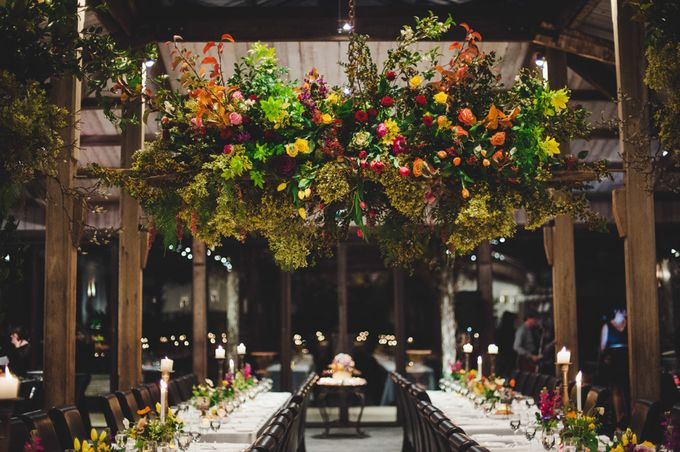 The Barn Wedding by Stones of the Yarra Valley - 002
