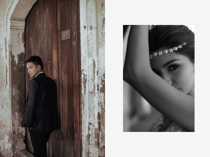 Karlon and Gem Ilocos Prewedding by The Gallery Photo - 030
