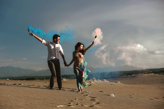Karlon and Gem Ilocos Prewedding by The Gallery Photo - 034