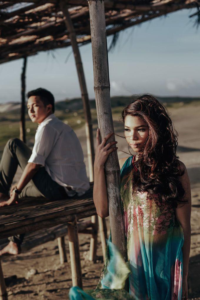 Karlon and Gem Ilocos Prewedding by The Gallery Photo - 047