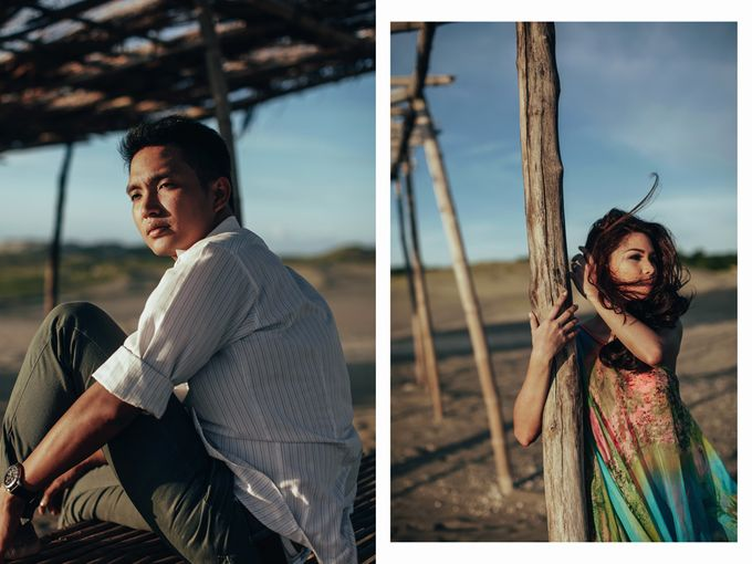 Karlon and Gem Ilocos Prewedding by The Gallery Photo - 036
