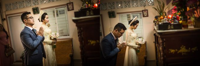Khoa & Vy, The White Palace, Ho Chi Minh City by Tim Gerard Barker Wedding Photography & Film - 003