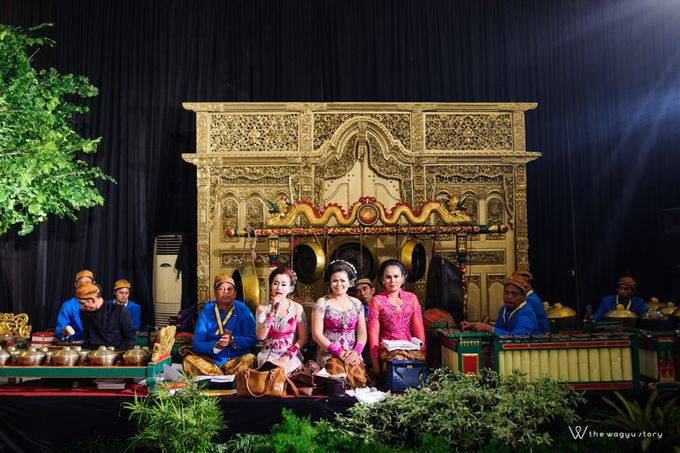 The Wedding of Rizqi & Diar by The Wagyu Story - 032