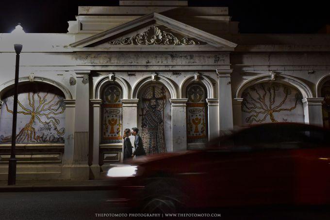 Sabrina & Mulyadi Prewedding Session by Thepotomoto Photography - 017