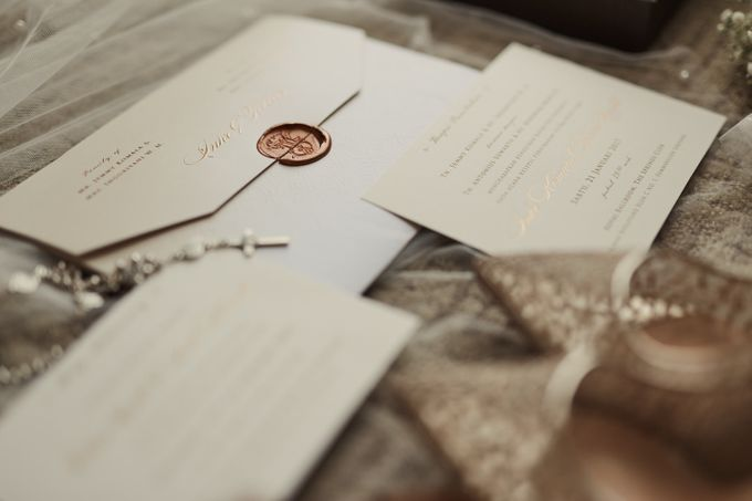 Tobias & Inke Wedding by Cynthia Kusuma - 003