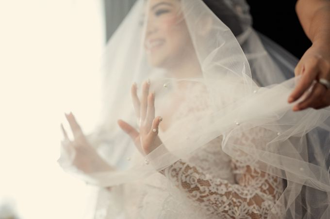 Tobias & Inke Wedding by Cynthia Kusuma - 007