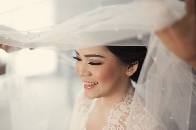 Tobias & Inke Wedding by Cynthia Kusuma - 008