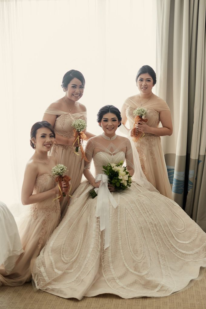 Tobias & Inke Wedding by Cynthia Kusuma - 017