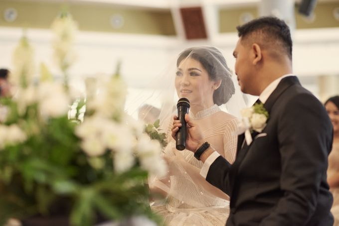 Tobias & Inke Wedding by Cynthia Kusuma - 019