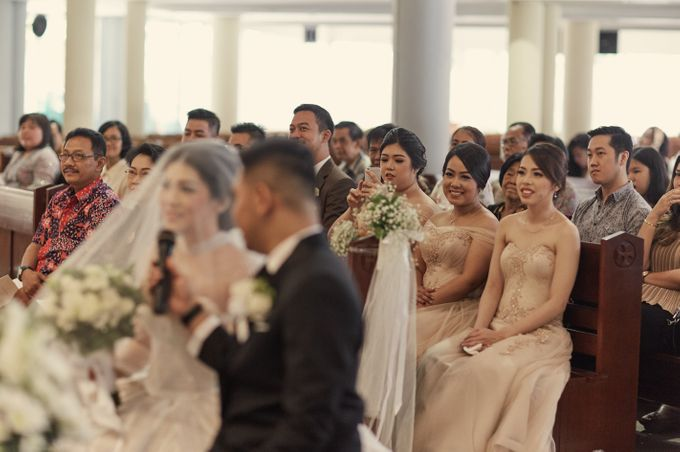 Tobias & Inke Wedding by Cynthia Kusuma - 020