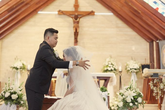 Tobias & Inke Wedding by Cynthia Kusuma - 023