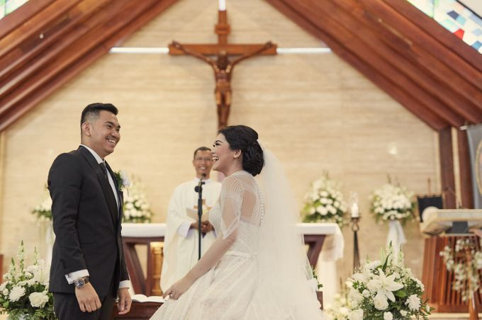Tobias & Inke Wedding by Cynthia Kusuma - 024
