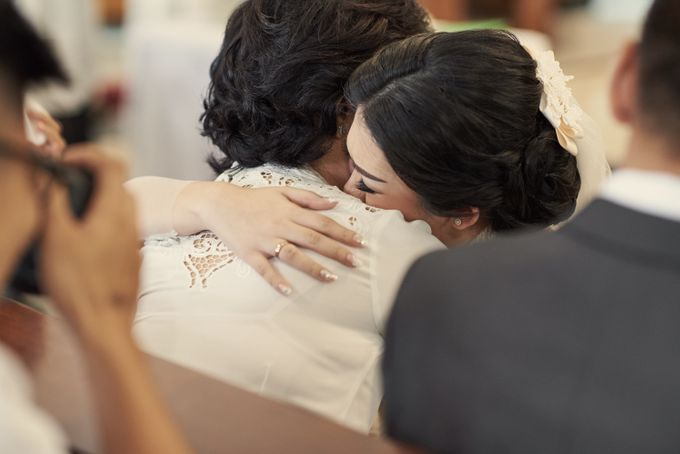 Tobias & Inke Wedding by Cynthia Kusuma - 028