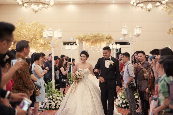 Tobias & Inke Wedding by Cynthia Kusuma - 032