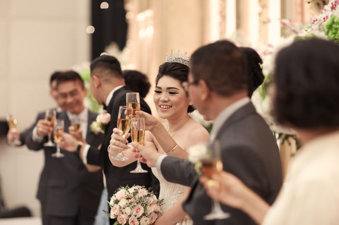Tobias & Inke Wedding by Cynthia Kusuma - 033