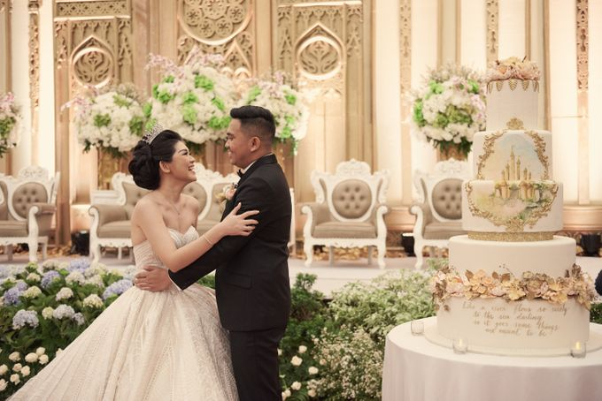 Tobias & Inke Wedding by Cynthia Kusuma - 034