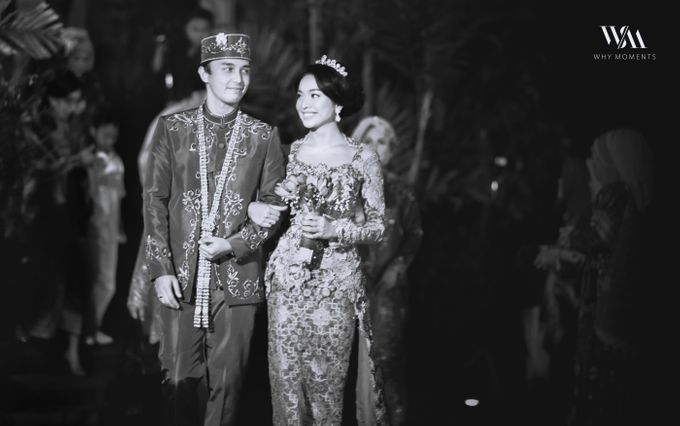 Tika & Dimas by Adhyakti Wedding Planner & Organizer - 016