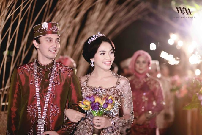 Tika & Dimas by Adhyakti Wedding Planner & Organizer - 017