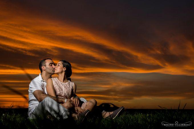 TOTI Y LORENA by Regino Villarreal Wedding Photography - 001