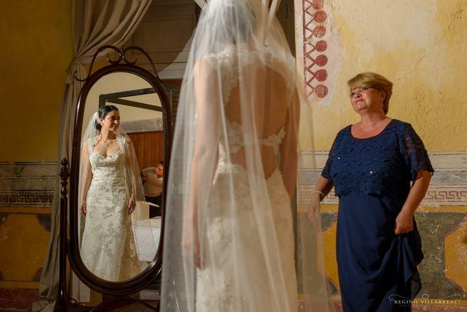 TOTI Y LORENA by Regino Villarreal Wedding Photography - 009