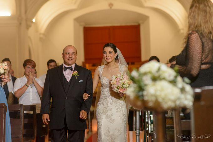 TOTI Y LORENA by Regino Villarreal Wedding Photography - 010