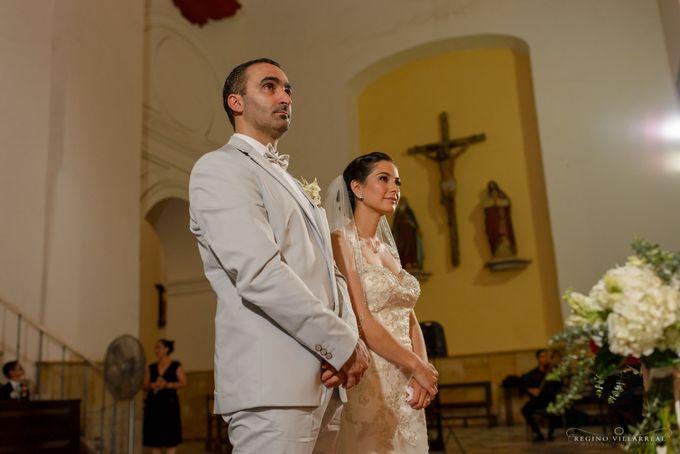 TOTI Y LORENA by Regino Villarreal Wedding Photography - 012