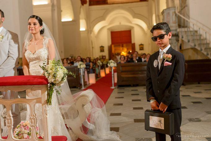 TOTI Y LORENA by Regino Villarreal Wedding Photography - 013