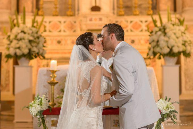 TOTI Y LORENA by Regino Villarreal Wedding Photography - 014