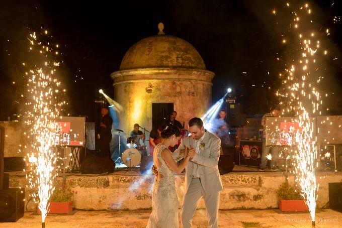 TOTI Y LORENA by Regino Villarreal Wedding Photography - 023