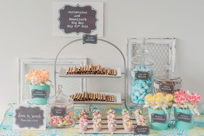 Basic Candy Bar by The Lair Weddings Candy Bar - 001
