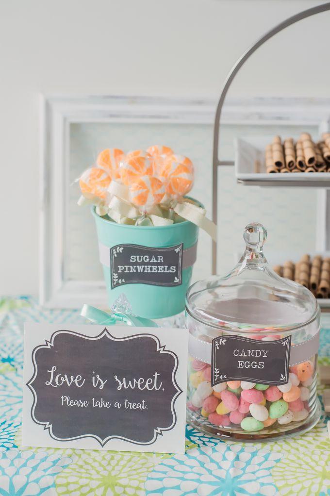 Basic Candy Bar by The Lair Weddings Candy Bar - 002