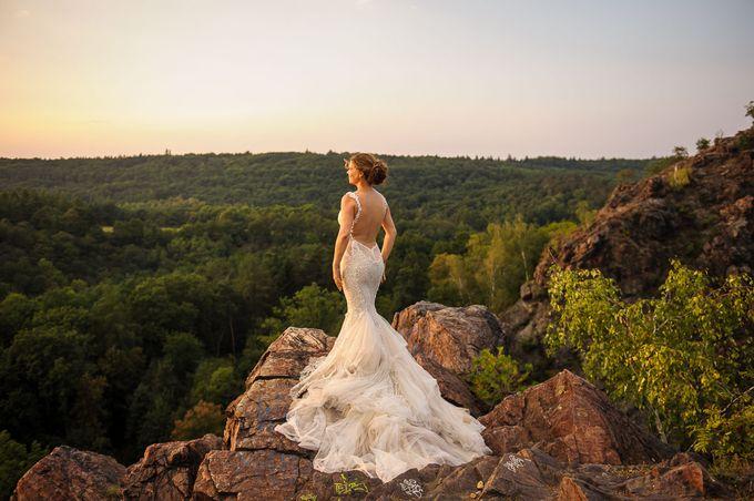 Weddings by Lubow Polyanska - 012