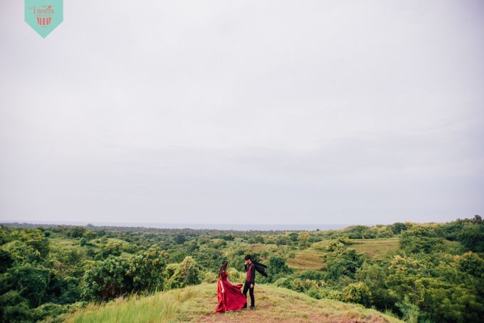 Izzat & Syafiqah The Pre Wedding by The Vanilla Project - 015