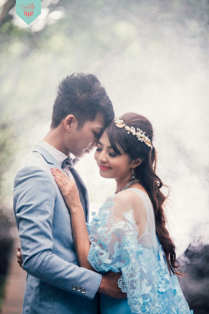 Izzat & Syafiqah The Pre Wedding by The Vanilla Project - 020