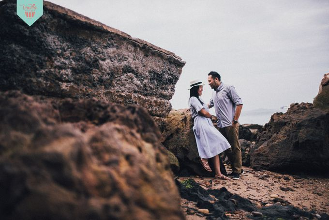 Rahman & Ain The Pre Wedding by The Vanilla Project - 001