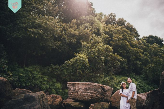 Rahman & Ain The Pre Wedding by The Vanilla Project - 002