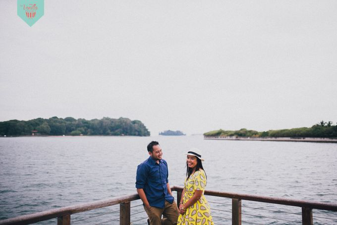 Rahman & Ain The Pre Wedding by The Vanilla Project - 025
