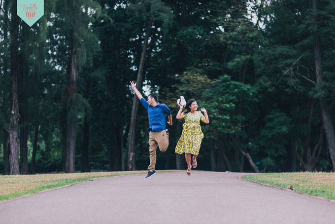 Rahman & Ain The Pre Wedding by The Vanilla Project - 031