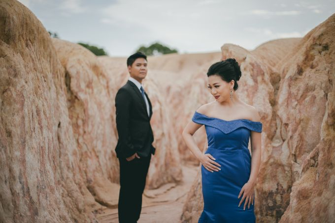 Vianni & Henri Prewedding by Chroma Pictures - 016